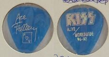 KISS - ACE FREHLEY - 96 - 97 ALIVE WORLDWIDE TOUR CONCERT GUITAR PICK