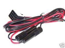 DC POWER CORD for Yaesu FT-101 series HF Radio  NEW  12-PIN