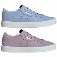 Adidas Originals Sleek Zapatillas Damen de Deporte Zapatos Cordones Mocasines