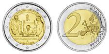 ITALIEN 2 EURO 70. JAHRESTAG DER ENTSTEHUNG DER VERFASSUNG 2018 bankfrisch