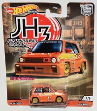 HOT WHEELS 2020 CAR CULTURE JAPAN HISTORICS 3 '85 HONDA CITY TURBO #2/5