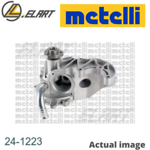 WATER PUMP FOR CHEVROLET VAUXHALL OPEL ORLANDO J309 Z 20 D1 Z 22 D1 LNP METELLI