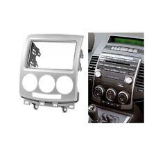 Fascia Stereo For FORD i-Max MAZDA 5 Premacy 05 Trim Kit 2 Din Panel Dash Mount