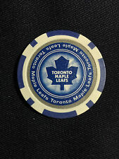 LUCKY TORONTO MAPLE LEAFS POKER CHIP