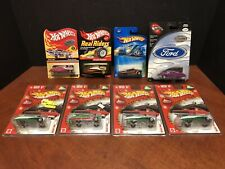 Hot Wheels Purple Passion Lot Of 8 With RLC EM3593