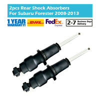 2PCS Rear High pressure Shock Absorbers Fit Subaru Forester SH5 SH9 EJ204 FA20