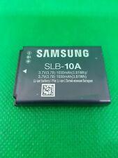 Genuine Original Samsung SLB-10A Battery For ES50 P1000 PL60 WB 750 150 500 690