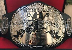 Lasco's Las Vegas Raiders American Football Championship Title Belt