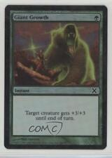 2007 Magic: The Gathering - Core Set: 10th Edition #266 Giant Growth Card n5i