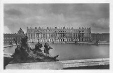 B37372 Versailles Facade du Chateau sur les Parterres D`Eau  france