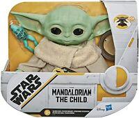 The Child Mandalorian Star Wars Sprechende Plüsch Figur 19 cm mit Sound Hasbro