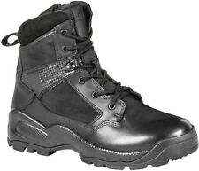 "5.11 Men's ATAC 2.0 6"" Tactical Military Boot Style 12401 Black Leather Combat"