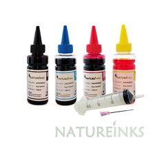 400ml Printer Refill Ink dye Bottles for CISS or Refillable Cartridge syringes
