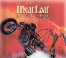 Meat Loaf - Bat Out Of Hell (Special Edition) (CD 2013)  Hologram Slipcase