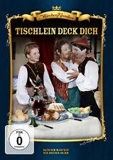 TISCHLEIN DECK DICH Märchen Klassiker 1956 DVD BRD Neu
