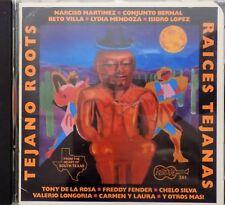 TEJANO ROOTS conjunto music -  CD ARHOOLIE 341