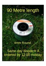 Genuine Stihl 4mm x 90m Round Strimmer Brushcutter Line Cord Wire String