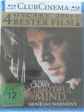 A beautiful Mind - Russell Crowe, Jennifer Connelly, Paul Bettany, Plummer