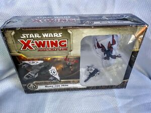 Star Wars X-Wing ~ Guns for Hire ~ Expansion Pack for Adventure Game SEALED