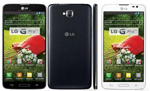 "LG G Pro Lite D680 D685 Unlocked 3G WiFi 8.0MP Camera 5.5"" TouchScreen 8GB"