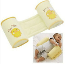Baby Infant Safe Sleep Head Positioner Anti-rollover Pillow Prevent Flat Shape