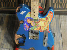 Vintage, heavy relic, Telecaster aged, Fender Noisless Pickups