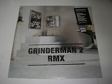 Grinderman 2 RMX  double LP sealed Mint + CD version Fripp UNKLE Berninger