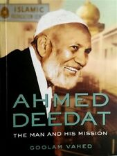 AHMED DEEDAT: The Man and his Mission -HB