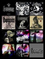 "DOWN album discography magnet (4.5"" x 3.5"") Pantera, Crowbar, EyeHateGod, COC"