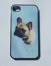 iPhone 4 4s French Bulldog Frenchie Hard Case Cover by Starprint Sublimation