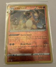 Pokémon TCG Vivid Voltage Charizard Reverse Holo Foil .