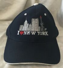 Older from before I Love New York embroidered hat cap