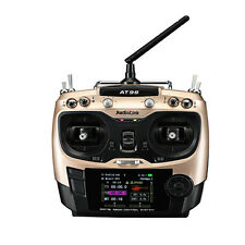 Radiolink AT9S 2.4G 10CH DSSS FHSS Transmitter R9DS 9CH Receiver for RC Heli
