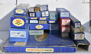 HORNBY DUBLO 3 RAIL BOXED COLLECTION INCLUDING BRISTOL CASTLE AND 0-6-2 TANK