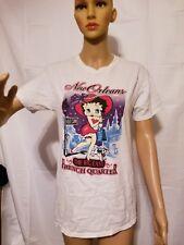 Betty Boop TRIPPLE XO Kisses Lips Licensed Women/'s T-Shirt All Sizes