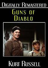 GUNS OF DIABLO - DVD - Region Free - Sealed