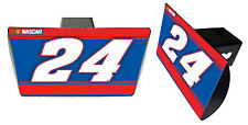 NASCAR #24 CHASE ELLIOT Metal Trailer Hitch Cover-NASCAR Hitch Cover
