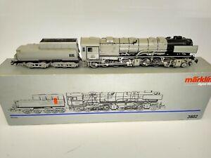 HO Marklin digital 3602 Steam Locomotive Borsig (1'C) Dh4 Mallet 1943 PhotoGray