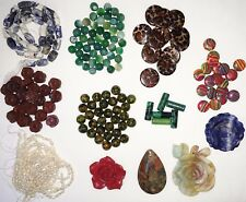 Jewelry Maker's Supplies, Semi Precious Gemstone Beads, Pendants, FW Pearls