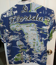 "NWT RARE COLLECTIBLE WEARABLE ART JAMS WORLD  "" FLORIDA-SUNSHINE STATE "" LARGE"