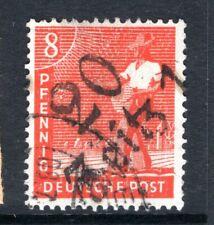 1948 Germany SBZ HOP Bezirk 20 ZEITZ 1, Mi. # 168 lV, Used
