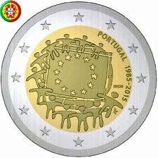 "Commemorative du Portugal 2015 ""Drapeau"", BE."
