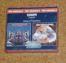CD DCD Europe Two Originals Europe Same Wings of Tomorrow Epic EPC4652102