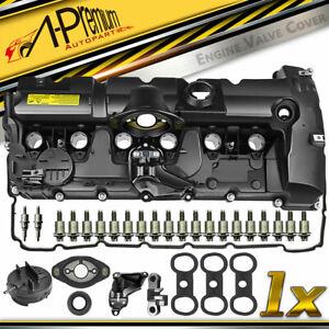 Engine Valve Cover & Gasket for BMW E60 E82 E88 E70 E90 E91 125i 320i 525i X3 Z4