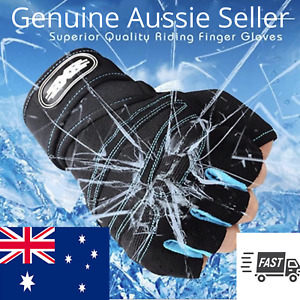 Mens Gym Gloves | High Quality | Wrist Support | Hand Protection Comfortable Fit