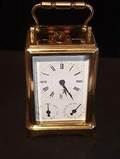 Pendule d'Officier 3 cadrans - Voir détails  - Carriage clock French.