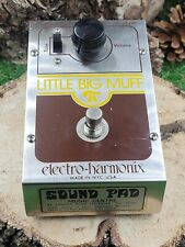 More details for electro-harmonix little big muff pi (vintage) - free next day delivery in the uk