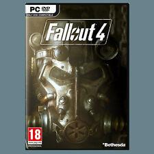Fallout 4 IV Spiel PC Game CD Key - Steam Digital Download Code [UK] [EU] [NEW]