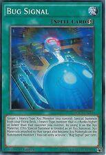 YU-GI-OH CARD: BUG SIGNAL - MACR-EN060 - 1st EDITION