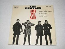 """THE BEATLES I CALL YOUR NAME SPANISH ORIGINAL FIRST ISSUE EP 7"""""""